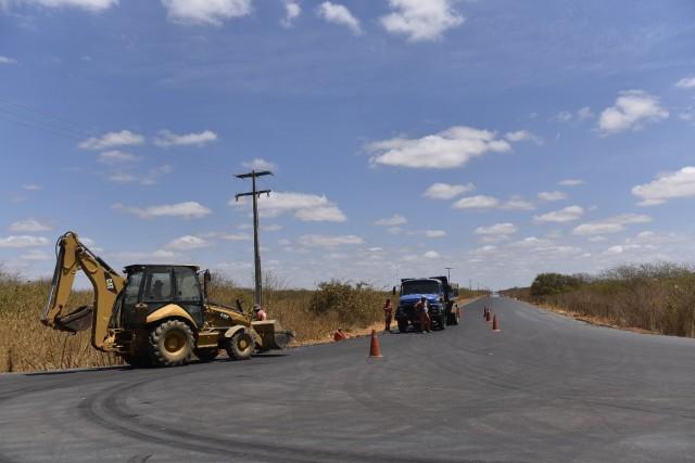 Recuperação de estradas será ainda esse ano e no próximo, avisa DER/RN (Foto ilustrativa)
