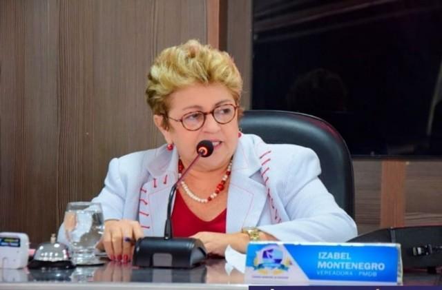 Ex-vereadora Izabel, no entanto, poderá recorrer da decisão de prisão em liberdade (Foto Edilberto Barros)