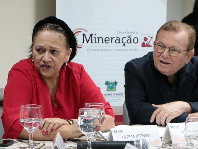Fátima Bezerra tem Jaime Calado como nome próximo em sua equipe de governo (Foto: arquivo)
