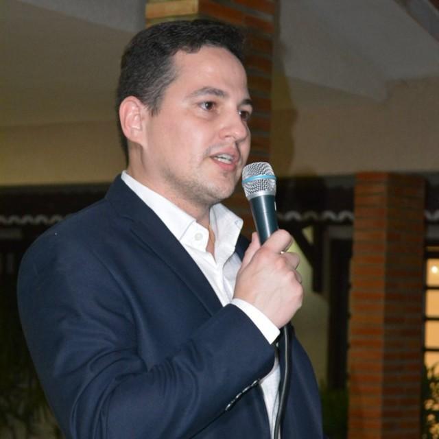 Hermerson Pinheiro apresentou-se como mais um nome à disputa (Foto: assessoria)