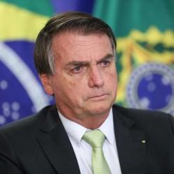 Bolsonaro conversou ao telefone com Alexandre, após sondagem de Temer ao ministro do STF (Foto: arquivo)