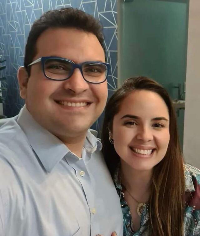 Luiz Carlos tem apoio de Bárbara, sendo oficialmente o nome situacionista na disputa (Foto: redes sociais)