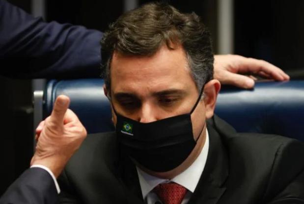 Rodrigo não deu amparo à MP de Bolsonaro (Foto: Igo Estrela/Metrópoles)